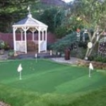 Artificial Putting Green Examples